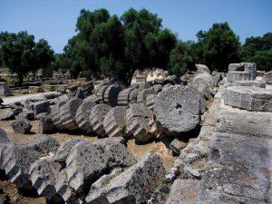 tempio di Zeus ad Olimpia