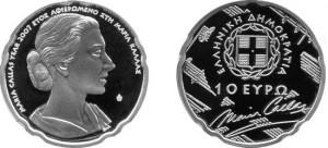 10 euro Maria Callas