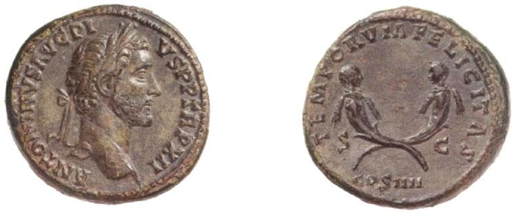 Antonino Pio - sesterzio