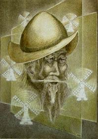 Don Quixote, illusione di Sandro Del Prete