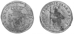 PROVA DEL 20 SOLDI 1783