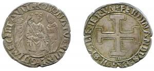 Coronato inedito della zecca di Napoli