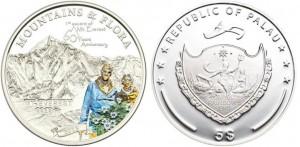 5 dollari 2013 in argento, Palau