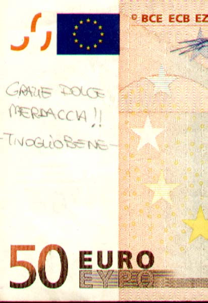 Tags: 1 dollaro 1000 lire 50 euro banconote banconote italiane