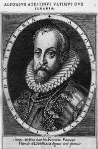 Alfonso II d'Este duca di Ferrara