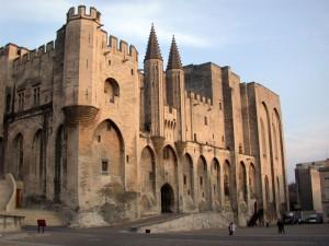 Avignone Palazzo dei Papi