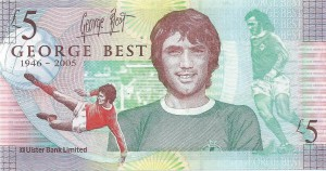 5 Sterline George Best