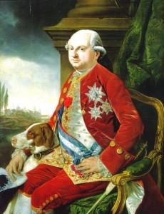 Ferdinando di Borbone.