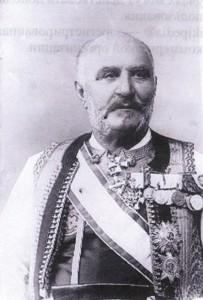 Fig. 3. Nicola I Petrovic-Njegos