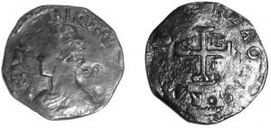 Filippo IV di Spagna Grano 1622