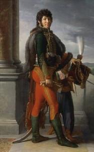 Gioacchino Murat a Napoli.