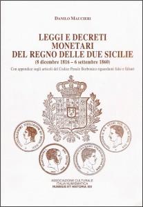 Leggi e decreti monetari del Regno delle Due Sicilie