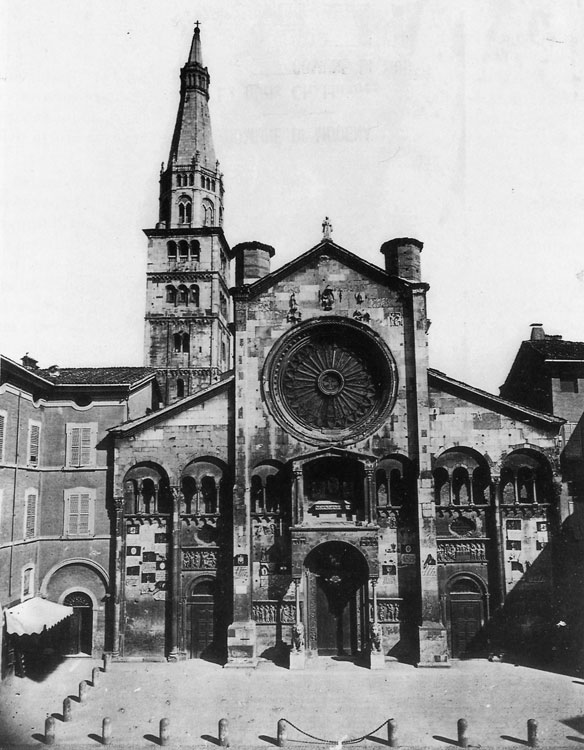Modena - Duomo