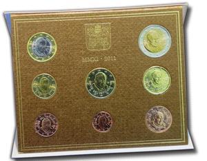 monetazione in euro anno 2011