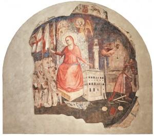 La cacciata del duca d'Atene Gualtieri di Brienne da Firenze