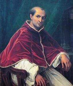 Clemente V, 195° papa della Chiesa cattolica.