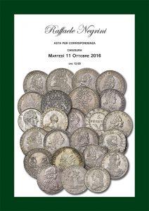 Asta numismatica NEGRINI Milano