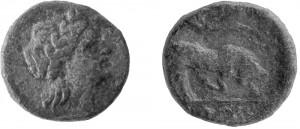Foto 1 - bronzetto di Thurium