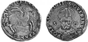 cavallotto zecca di Correggio