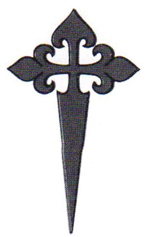 Templari croce
