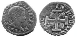 Fig. 1. 3 Cavalli di Filippo IV.