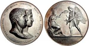 medaglia in argento di Laudicina