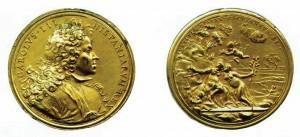 Medaglia 1703 Opus: Giuseppe Ortolani