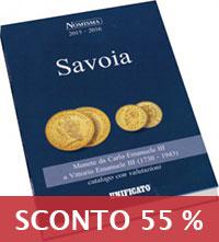 Catalogo Savoia scontato