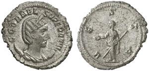 Roma, Cornelia Supera Antoniniano.