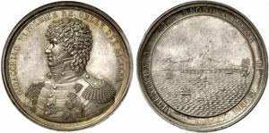 Napoli, Gioacchino Murat (1808-1815) Medaglia 1808