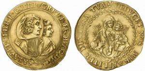 4 Scudi d'oro