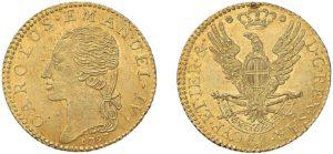 mezza doppia 1797