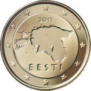 1 centesimo 2011 Estonia