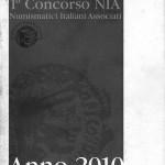 1 concorso numismatici italiani associati