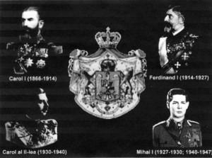dinastia degli Hoenzollern - Sigmaringen.