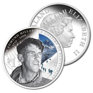 1 dollaro 2008 in argento, Nuova Zelanda