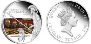 1 dollaro 2009 in argento, Tuvalu