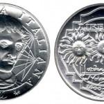 1.000 lire 2.000 in argento Italia, Giordano Bruno