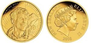 10 dollari 2008 in oro, Nuova Zelanda
