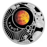 10 rubli 2012 in argento Bielorussia, Venere