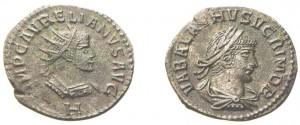 Antoniniano di 3 grammi