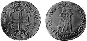 scudo di Reggio Emilia