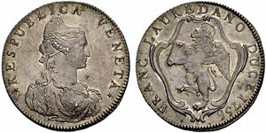 Tallero per il Levante 1756