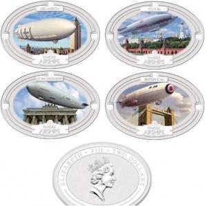 2 dollari 2009 in argento, isole Fiji