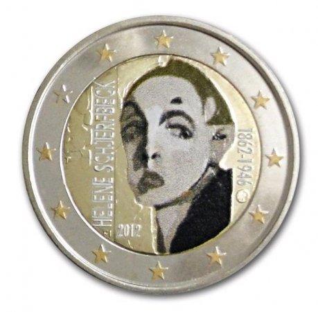 euro commemorativi coloratipanorama numismatico curiosit numismatiche panorama numismatico. Black Bedroom Furniture Sets. Home Design Ideas