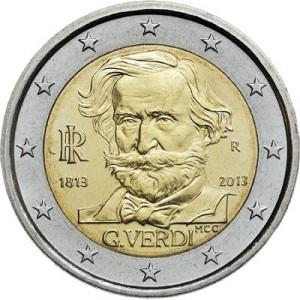 2 euro 2013 Italia
