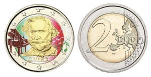 2 euro 2013 colorati