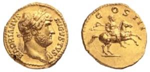 aureo-di-Adriano