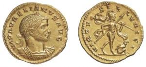 Aureo Antiochia 273
