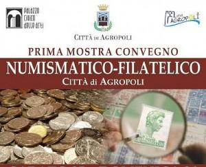 Prima Mostra-Convegno di Numismatica, Filatelia e collezionismo Città di Agropoli